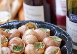 Escargots de Bourgogne & Vins