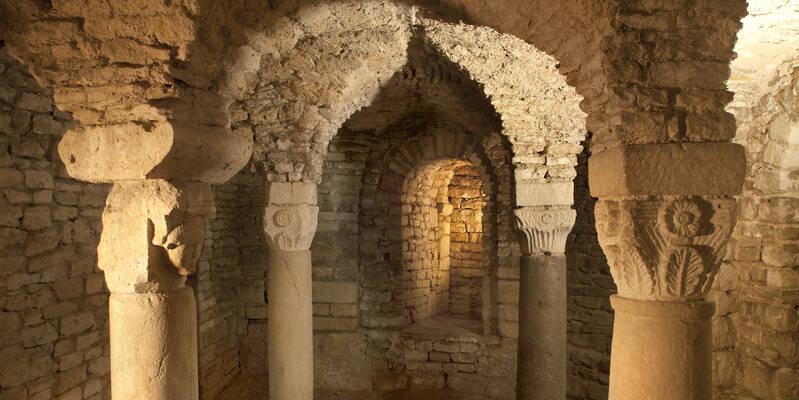 La Chapelle Sainte Reine