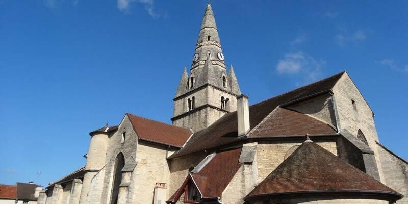 Savigny-les-Beaune, Eglise Saint-Cassien