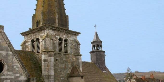 Nolay, Eglise Saint-Martin