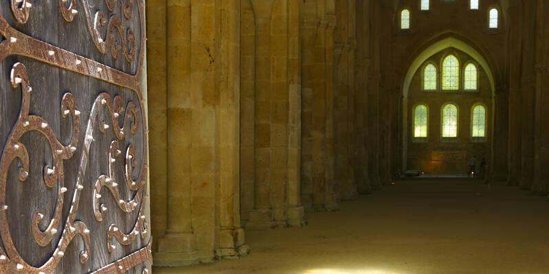 Abbaye de Fontenay_Eglises ©Fréderic Dupin