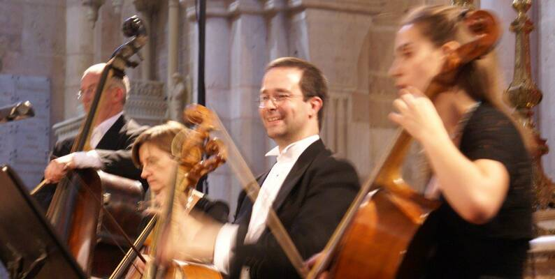 Festival d'opéra Baroque et romantique