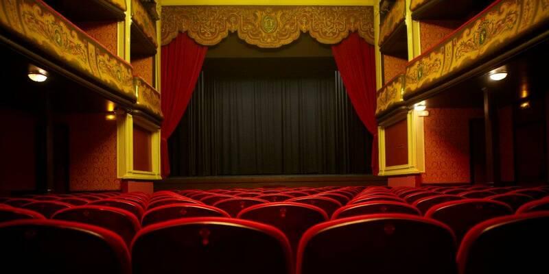 Chagny, dans le pays Beaunois : Théâtre des Copiaus