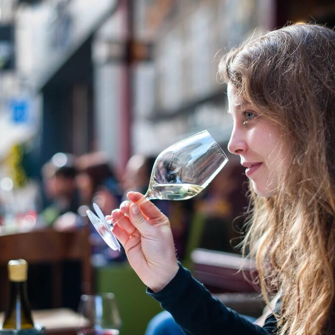Vente des Vins Hospices de Beaune - Dégustation