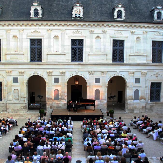 Visite Concert Musicancy Château d'Ancy le Franc_ A.Tharaud
